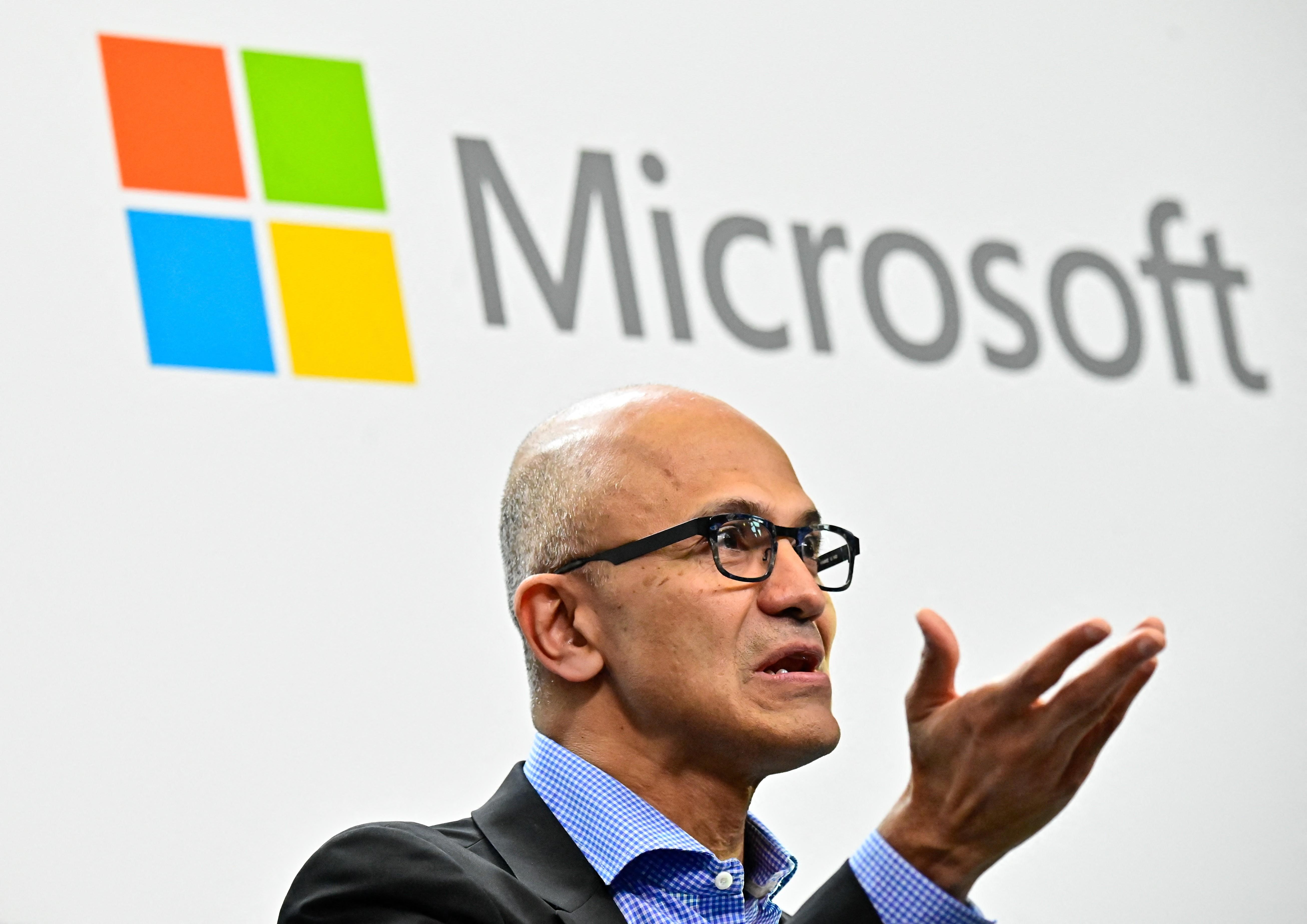 Satya Nadella, CEO da Microsoft, vai acumular cargo de presidente do conselho da empresa